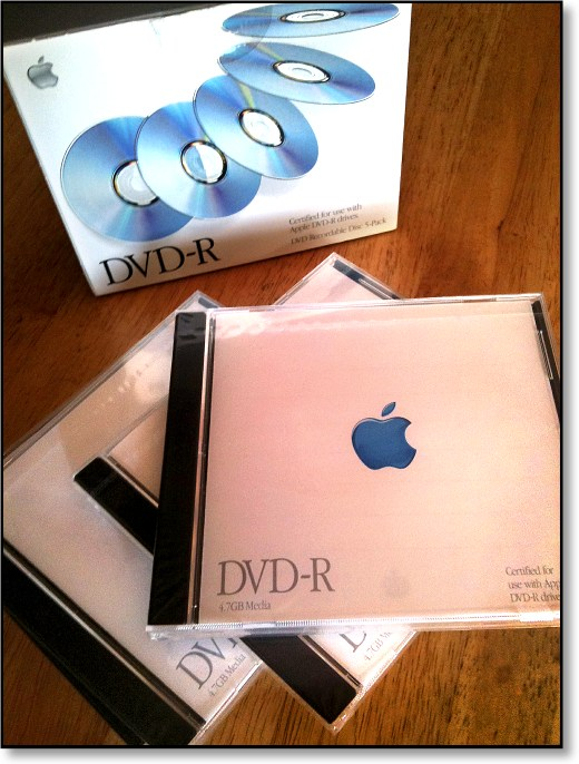DVDRS