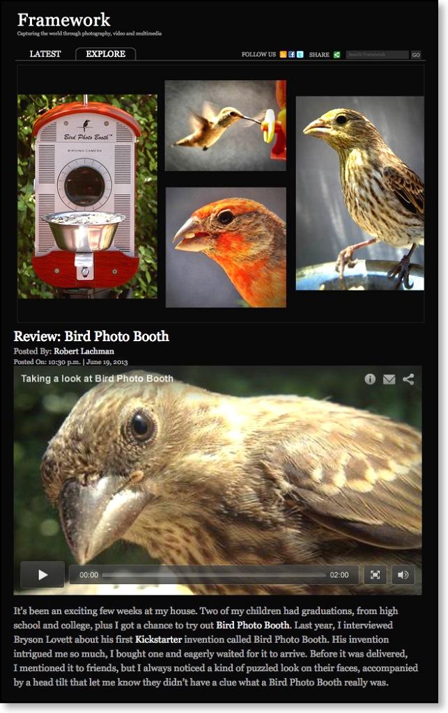 BirdBooth