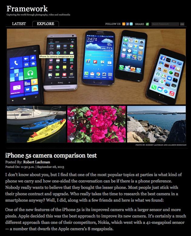 iphonetest